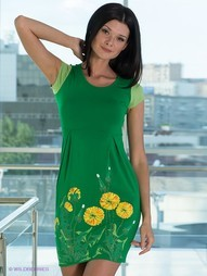 Платье тюльпан2