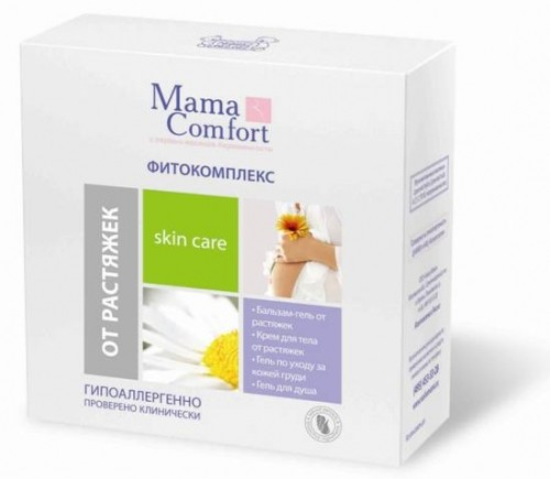 Mama Comfort Фитокомплекс от растяжек