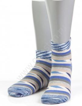 Носки женские меланжированные