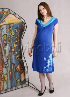 платье ворот лодочка