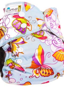 подгузник бабочки