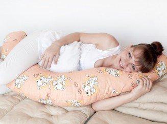 Зачем нужна подушка для беременных под живот?