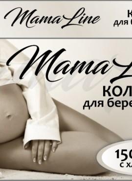 Колготки для беременных MAMA LINE 150 den хлопок, арт805