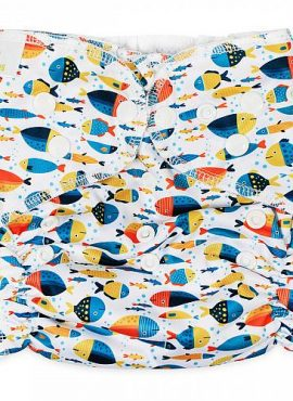 Многоразовый подгузник GlorYes! для плавания  3-18 кг