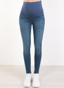 Брюки джинс, синий арт BS 1407/39