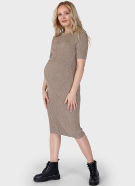 """Платье """"Бонни"""" для беременных и кормящих; цвет: капучино"""