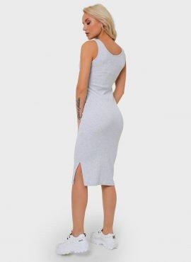 """Трикотажное платье-майка для беременных и кормления """"Кашкорсе"""""""