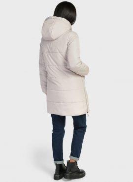 """Куртка зимняя 3в1 """"Берген"""" для беременных и слингоношения, цвет-серый"""