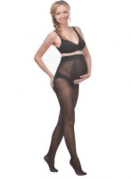 Колготы для беременных Мамин дом, арт 541, 60 ден, черный