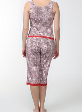 Пижама Фест сердце , арт 12905ЦН
