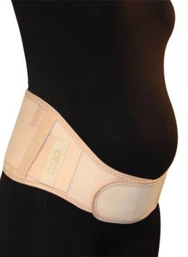Бандаж для беременных до- и после родовый, ORTO БД-111, бежевый