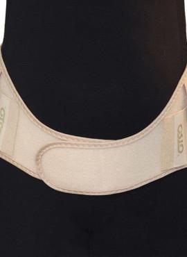Бандаж для беременных до- и после родовый, ORTO, БД - 12, бежевый
