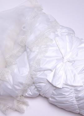 """Одеяло на выписку, зима """"Флоренция"""" ТМ АRSI, молочный (2пр)"""