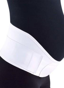 Бандаж для беременных до- и после родовый, ORTO БД-111, белый